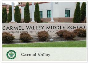 Carmel Valley San Diego Community | Carmel Valley Middle School