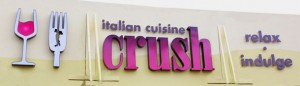 Crush Italian Cuisine | Carmel Valley Neighboring Community