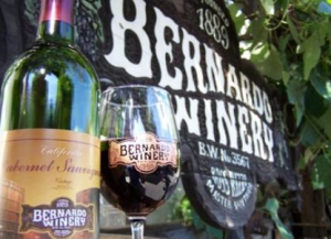 Carmel Valley San Diego Community | Bernardo Winery