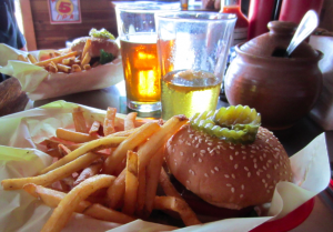 Carmel Valley San Diego Community | Rocky's Burger PB
