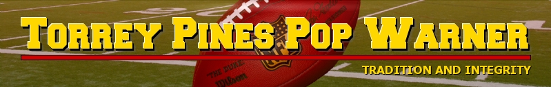 Carmel Valley San Diego Community | Torrey Pines Pop Warner | League