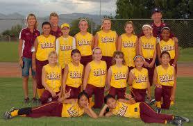 Carmel Valley San Diego Community | North Shore Girls Softball League | 2010 10u Gold All Star Team