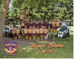Carmel Valley San Diego Community | North Shore Girls Softball League | 2012 - 12u Gold All Star Team