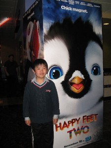 Carmel Valley San Diego Community | Perry Chen | Happy Feet 2