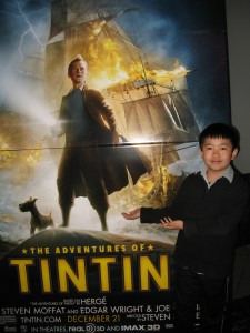 Carmel Valley San Diego Community | Adventures of Tintin | Perry Chen