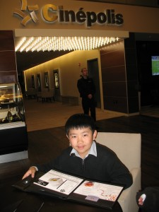 Carmel Valley San Diego Community | Cinepolis Lobby | Perry Chen