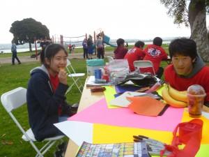 Carmel Valley San Diego Community | Connie Liu | Key Club | Muscular Dystrophy Association Walk