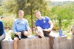 Carmel Valley San Diego Community | San Diego Teens Walk Barefoot for a Good Cause | Elle Lefebvre