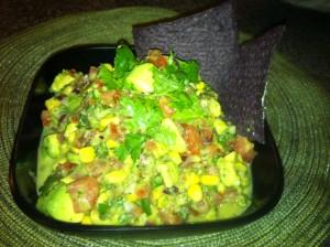 Carmel Valley San Diego Community | Avocado Corn Salsa | Melanie Mediate