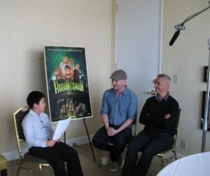 Carmel Valley San Diego Community | Perry Chen | Interview the ParaNorman Co-Directors