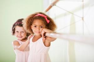 Carmel Valley San Diego Community | Louis McKay | Little Ballerinas