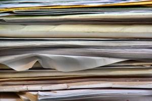 Carmel Valley San Diego Community | Christine Ellingsen | Reams of Paper