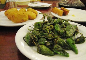 Carmel Valley San Diego Community | Cynthia Dial | Broiled Green Peppers