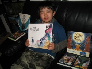 Carmel Valley San Diego Community | Perry Chen | Perry and Rise of the Guardians Book