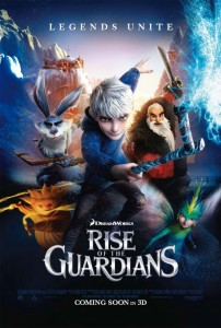 Carmel Valley San Diego Community | Perry Chen | Rise of the Guardians Poster