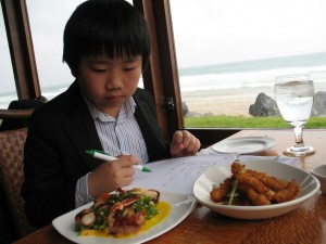Carmel Valley San Diego Community | Perry Chen | Appetizers at Jake's Del Mar