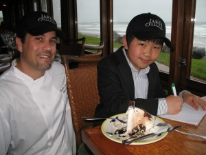 Carmel Valley San Diego Community | Perry Chen | Chef Dustin Anselm & Hula Pie