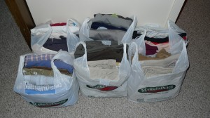 Carmel Valley San Diego Community | Robin Edwards | Purging Your Clothes