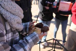Carmel Valley San Diego Community | Katharine Yang | Torrey Pines HS Bake Sale Fundraiser