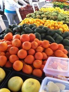 Carmel Valley San Diego Community | Stevie Hall | Vegetables