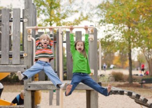 Carmel Valley San Diego Community | Dr. Kanner | Children Playing in a Park