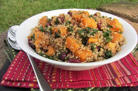 Carmel Valley San Diego Community | Amy Mewborn | Sweet Potato Quinoa