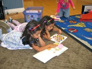 Carmel Valley San Diego Community | Kristin Rude | Children Reading