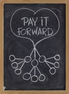 Carmel Valley San Diego Community | Amy Mewborn | National Pay It Forward Day