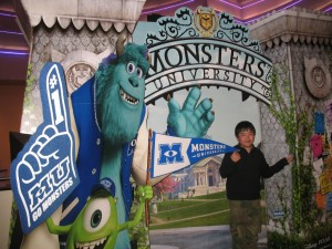Carmel Valley San Diego Community | Perry Chen | Perry Chen at Monsters University Press Screening