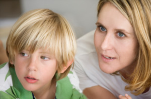Carmel Valley San Diego Community | Dr. Kanner | Mother and Son