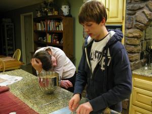 Carmel Valley San Diego Community | Dr. Kanner | Teens Cooking