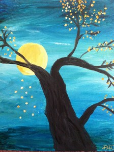 Carmel Valley San Diego Community | Darcie Czajkowski | Painting & Vino