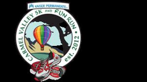 Carmel Valley San Diego Community | Katie Wilsey  CV 5k Banner Logo