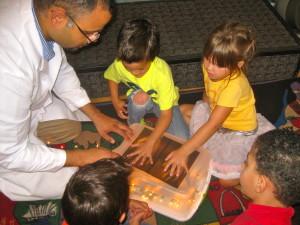 Carmel Valley San Diego Community | Kristin Rude | Dr. Shah & Preschool Children
