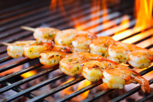 Carmel Valley San Diego Community | Amy Mewborn | Sizzling Shrimp