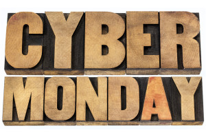 Carmel Valley San Diego Community | Chris Placencia | Cyber Monday Shopping Concept