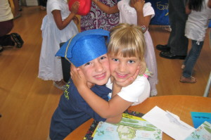 Carmel Valley San Diego Community | Kristin Rude | Children Hugging