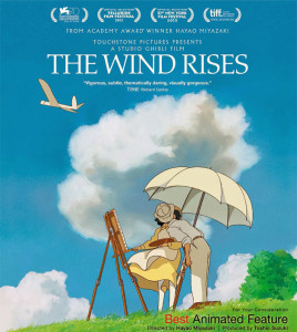 Carmel Valley San Diego Community | Perry Chen | The Wind Rises Poster