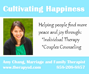 Therapy San Diego | Amy Chang | Contributor Ad